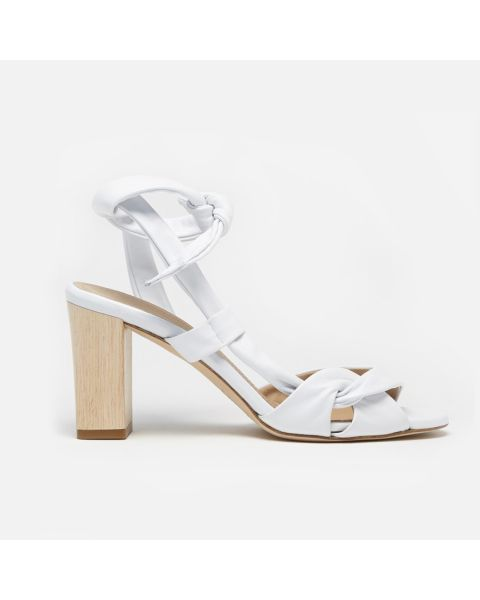 RAVELLO Ankle Tie Sandal
