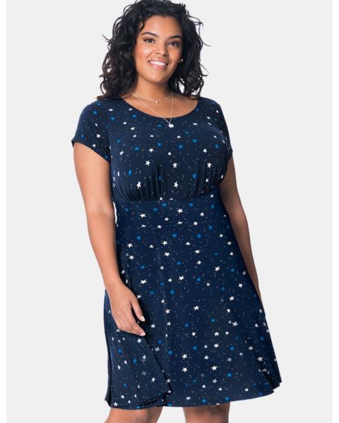 Tanni Dress in Galaxy